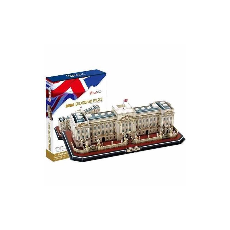 3D makett - Buckingham Palota