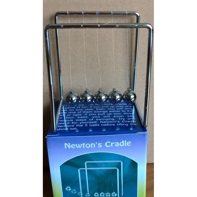 Newton-bölcső játék